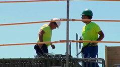 Alarma en la construcción por la falta de albañiles