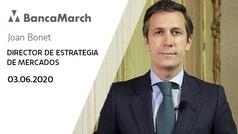Análisis semanal de economía y mercados (03-06-2020)