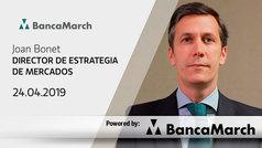 Análisis semanal de economía y mercados (23-04-2019)