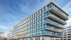Así es Puerto Somport, el nuevo centro de oficinas de Las Tablas