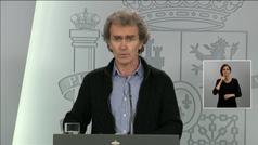 Fernando Simón cifra en 64.059 los contagiados por Covid-19 y en 4.858 los fallecidos