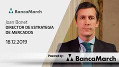Análisis semanal de economía y mercados (18-12-2019)