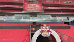 Así ha logrado el Salzburgo ingresar 200 millones en cinco años