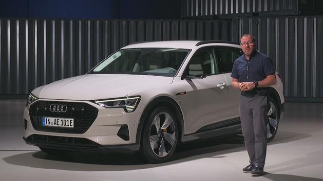Audi e-tron: el primer 100% eléctrico de la nueva Audi
