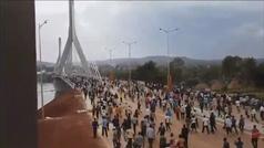 Uganda inaugura el quinto puente más largo de África