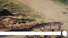 Albaola devuelve al mar el ballnero San Juan, después de 450 años