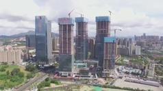 La economía china crece un 4,9% en el tercer trimestre del año