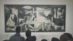 El Museo Reina Sofía diseña un plan de evacuación a medida para el 'Guernica' en caso de emergencia