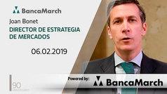 Análisis semanal de economía y mercados (06-02-2019)
