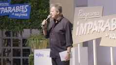 José Manuel de Ben, ganador del programa Imparables de Aquarius