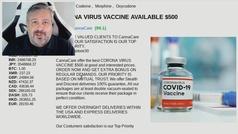 Así se compran y venden vacunas ilegales contra el Covid en la dark web