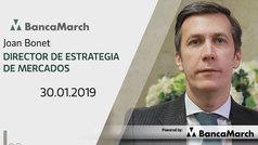 Análisis semanal de economía y mercados (30-1-2019)