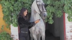Lea Vicens, la rejoneadora que lidera el ranking del toreo a caballo