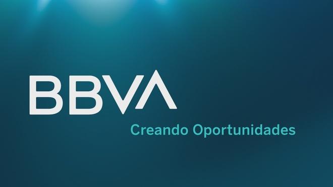 Así es el nuevo logo de BBVA