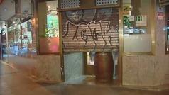 Primer día con toque de queda en los bares de las zonas confinadas en Madrid