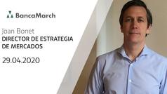 Análisis semanal de economía y mercados (29-04-2020)