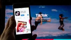 """Trump da """"su bendición"""" al acuerdo para que TikTok siga operando en EEUU"""