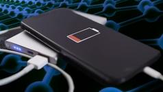 Baterías de grafeno y aluminio para cargar el iPhone en segundos