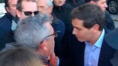 Rivera denuncia insultos por parte de los taxistas a su llegada a Atocha