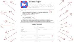 'Zoom Escaper', la app que sabotea las videollamadas