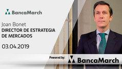 Análisis semanal de economía y mercados (03-04-2019)