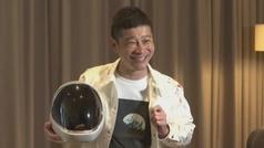El empresario Yusaku Maezawa busca 8 acompañantes para viajar a la Luna