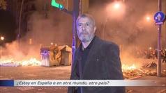 El sector turístico teme las consecuencias de los disturbios en Cataluña
