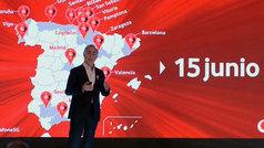 Vodafone lanza su primera red 5G comercial en España