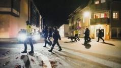 Un ataque con arco y flechas deja cinco muertos en Noruega
