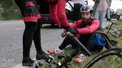 Dani Rovira sufre un brutal atropello durante una grabación