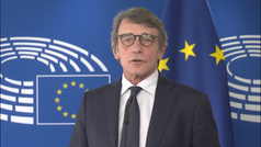 """El presidente del Parlamento Europeo traslada su """"respeto y admiración"""" por los sanitarios españoles"""