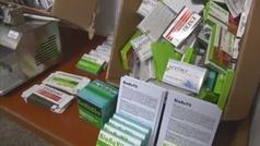 Cae una red que vendía productos nutricionales adulterados con grave riesgo para la salud