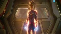Nuevo tráiler de 'Capitana Marvel'