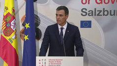 """Pedro Sánchez confirma el fallo en su libro y asegura que """"va a ser subsanado"""""""