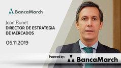 Análisis semanal de economía y mercados (06-11-2019)