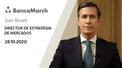 Análisis semanal de economía y mercados (28-10-2020)
