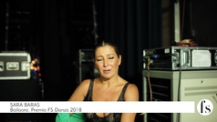 Sara Baras, la mujer que convirtió sus pies en un instrumento musical