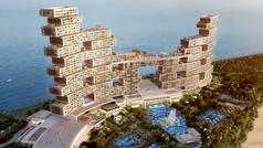Así es el complejo residencial Atlantis The Royal Resort & Residences en Dubái