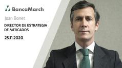 Análisis semanal de economía y mercados (25-11-2020)