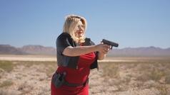 Así es Michele Fiore, la 'Lady Trump' con pistola que quiere gobernar Nevada