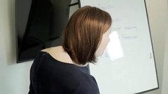 La deformación corporal que producirán las horas de trabajo en la oficina