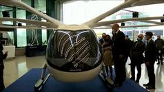 El taxi volador Volocity surcará el aire en 2024