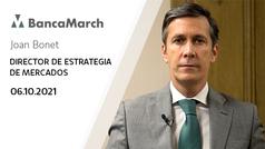 Análisis semanal de economía y mercados (6-10-2021)