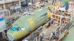 Airbus recortará 900 empleos en España de un total de 15.000