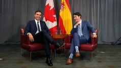 Sánchez pone a Quebec de ejemplo para Cataluña