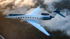 Así es el Gulfstream G700, el jet privado más grande del mundo