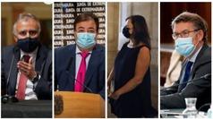 Galicia, Extremadura Canarias y Baleares se resisten al cierre