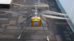 Preparado el helicóptero de la NASA que sobrevolará Marte