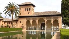 La Alhambra reabre sus puertas tres meses después