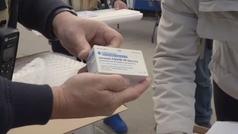Mañana llegan a España las vacunas monodosis de Janssen